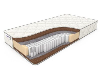 Матрас DreamLine Eco Foam Hard DS